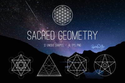Sacred Geometry, Vector