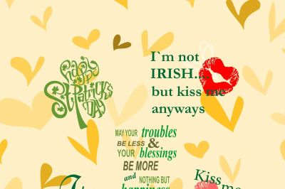 St Patrick's Day- messages