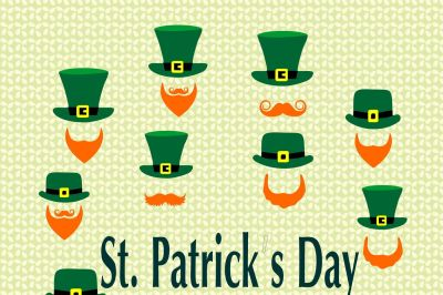 St Patrick's Day-Hello