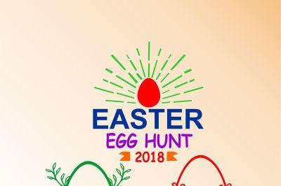 Happy Easter- SVG, EPS,DXF, PNG, JPEG