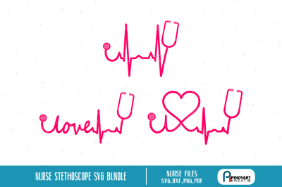 nurse svg file,stethoscope svg,nurse dxf file,nurse love svg,nursing