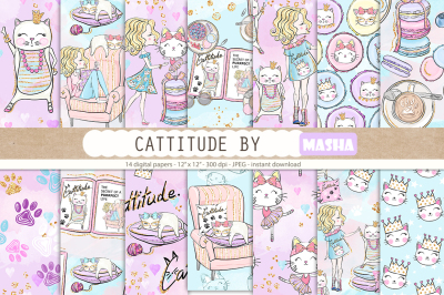 CATTITUDE digital papers