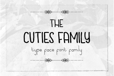 The Cuties Family