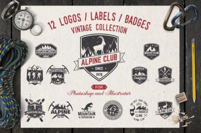 Alpine Club Vintage Collection