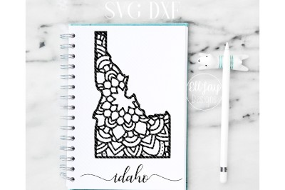 Idaho Mandala