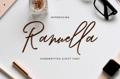 Ranuella Script