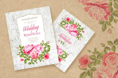 Wedding Card & Engagement Announce