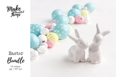 Easter stock photo bundle #9355