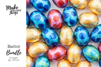 Easter stock photo bundle #9356