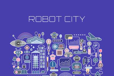 Robots (4 options)