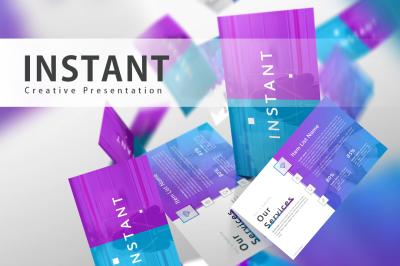 Instant - Creative Presentation