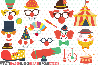 Circus Props retro party photo booth prop -109s