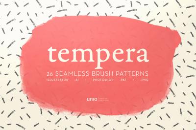 Tempera Patterns