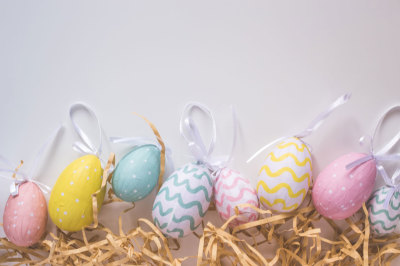 The happy easter for you design