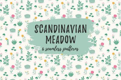 Scandinavian Meadow Patterns