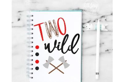 Two Wild Lumberjack