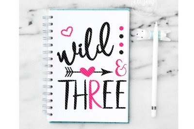 Wild and Three Hearts