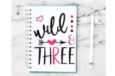 Wild and Three Hearts