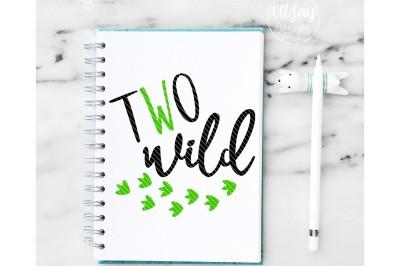 Two Wild Dino