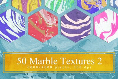 50 Marble Textures Part 2