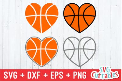 Basketball Hearts