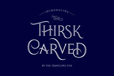 Thirsk Carved