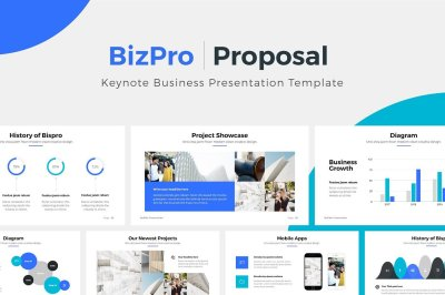 BizPro - Proposal Keynote Template