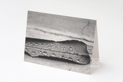 Greeting card mockup birtday invitation psd horizontal mock up