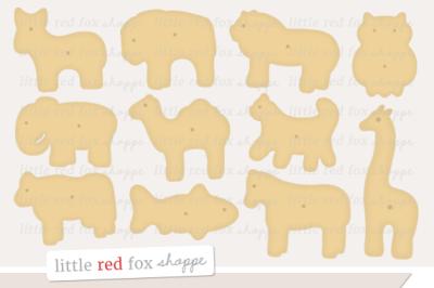Animal Cracker Clipart