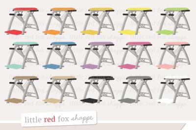 Pilates Chair Clipart