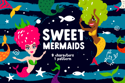 Sweet Mermaids