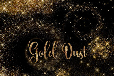 Gold Dust Clipart