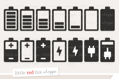 Battery Icon Clipart