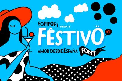Festivo Font