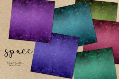 Space & Digital Paper