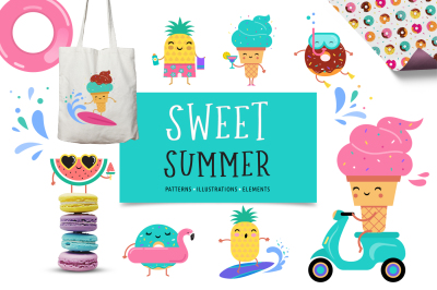 Sweet Summer collection