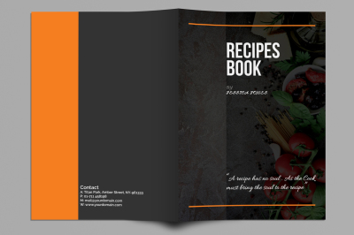 Recipe Book / Cook Book
