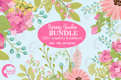 Secret Garden Floral Bundle