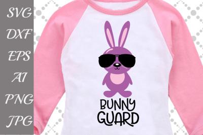 Bunny Guard Svg: