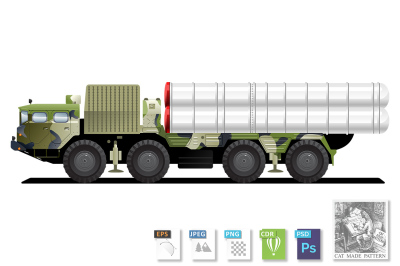 Military launch vehicle