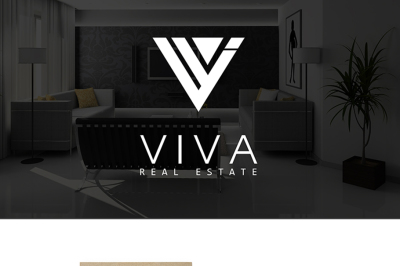 Viva Real Estate Logo