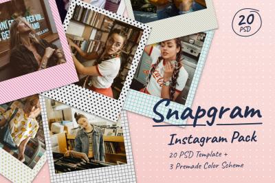 Instagram Pack - Snapgram