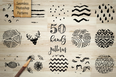 50 Handy Patterns