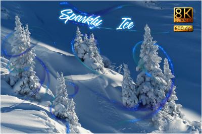 Sparkly Ice