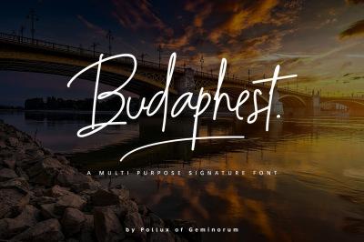 Budaphest Script