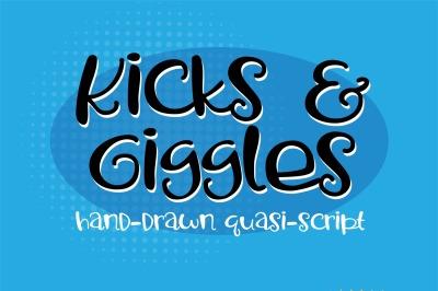 ZP Kicks and Giggles