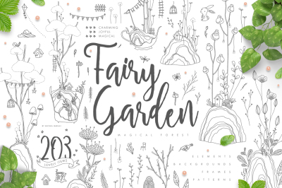 Fairy Garden - Magical Forest