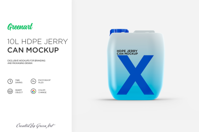 Download 5l Plastic Jerry Can Mockup Yellowimages