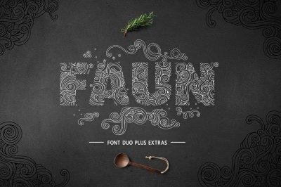 Faun Font Duo