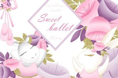 Ballet clipart